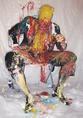 PC030059 (mess_your_suit) Tags: tuxedo messy gunge