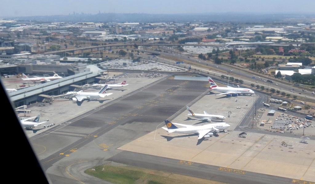 Aeroporto Johannesburg : The world s newest photos of ortambointernationalairport