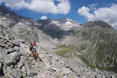 P8121396 (ernsttromp) Tags: austria tyrol olympus pen epl3 9mmf8 bodycap fisheye 3x2 landscape mountain hiking 2015 microfourthirds mirrorless mft m43 nature zillertal clouds