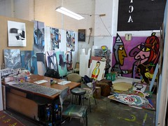 seb & caper's studio at blender studio (Rkt-nxr) Tags: caper blenderstudio