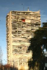 Montsouris reflection (lgh75) Tags: autumn paris reflection automne reflet parcmontsouris refleteau