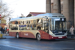 Lothian Buses 48 BT64LJF (Will Swain) Tags: city uk travel november england bus buses scotland edinburgh britain centre north transport scottish vehicles vehicle northern seen 48 lothian 22nd 2015 bt64ljf