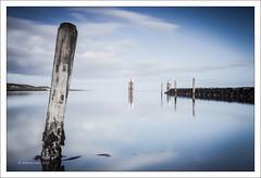 hrnum harbour II (Andibart) Tags: water landscape harbour hafen sylt longtimeexposure hrnum seascpae langzeitbelichtungen