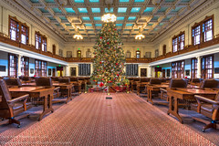 002/365.2016 Texas House of Representatives Christmas Tree (OscarAmos) Tags: austin downtown texas lightroom photomatix tonemapped detailenhancer 1024mm topazadjust project3652016 nikond7200 oscaramosphotography