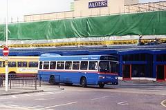 Southend 785 (Sparegang) Tags: basildon southendtransport leylandnational londoncountrybusservices lcbs hpf316n snbclass snb166 southend785