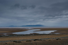 Criffel in the cloud (Jannama) Tags: scotland cumbria solway criffel firth beckfoot