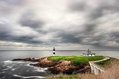 Illa Pancha (Dany_79) Tags: faro galicia lugo ribadeo cantbrico 400d islapancha illapancha tamron1024 faroillapancha faroislapancha