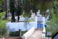Churchyard (RobW_) Tags: road trip december greece churchyard thursday laconia peloponnese 2015 kyparissi 10dec2015
