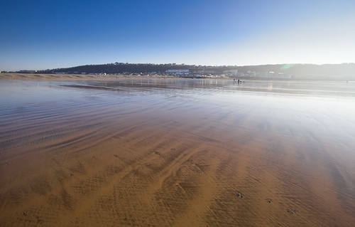 Westwood Ho! Beach