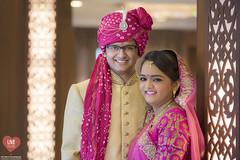 Bhumika Raval weds Rahul Upadhyay (Humayunn Niaz Ahmed Peerzaada) Tags: wedding love bride union marriage bond bridegroom gujaratiwedding bridalportraiture livedreams gujratiwedding livedreamscreations