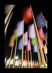 Erotic Exhibition (richieb56) Tags: berlin architecture night germany noche long exposure erotic nacht perspective nat flags exhibition po architektur funkturm nuit flagge natt malam perspektive ausstellung noc erotik y ntt  gece langzeitbelichtung   messegelnde m       yourbestoftoday lannwit p