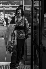 DSCF3309 (Galo Naranjo) Tags: bogot transmilenio sitp colombia pasajero passenger publictransportation gente people brt busrapidtransit sardinas enlatados canned