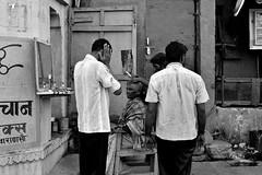Giving to ancestor (Abhishek sengar) Tags: devotion devotional faith god spiritual feminist men women equality hindu tirupati ganga varanasi beneras india
