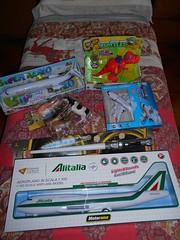 New toys (ItalianToys) Tags: toy toys giocattolo giocattoli aereo airplane aeroplano