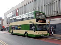 BT Trident 332 (deltrems) Tags: blackpool transport bus public service vehicle dennis trident lancashire fylde coast