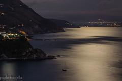 Capo Vaticano (paolotrapella) Tags: long exposure lunga esposizione capo vaticano notturna mare sea acqua calabria tamrom 70 300vc