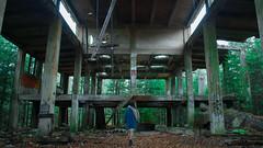 Self Portrait (rantropolis) Tags: abandoned abandonedontario abandonedfactory selfportrait urbex urban exploration