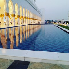Zayed Mosque (Mohamed Alamin) Tags: zayed mosque uae abu dhabi