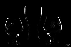 Copas (E.T Foto) Tags: copas botellas copa botella bottles bottle naturalezamuerta stilllife bodegon luz light studio art product producto bnwphotography bnwphoto photproduct