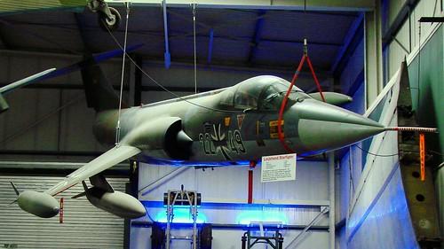 Lockheed Messerschmitt 683 F-104G Starfighter in Sinsheim