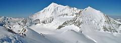 Excursion (Alpine Light & Structure) Tags: switzerland schweiz suisse alps alpen alpes snow valais brunegghorn weisshorn