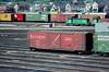 CB&Q Class XML-4 24803 (Chuck Zeiler) Tags: cbq class xml4 24803 burlington railroad box car boxcar freight cicero chz