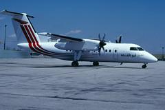 Abu Dhabi DHC8P (T.O. Images) Tags: cglot abu dhabi aviation dhc8 dash toronto yyz