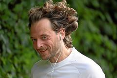 Hallwilerseelauf: Laufen macht gluecklich