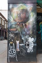 Paul Don Smith x Noriaki street art (mahtieuc) Tags: rivingtonstreet artderue arturbain endless himbad london noriaki pauldonsmith shoreditch streetart urbanart londres angleterre royaumeuni gb