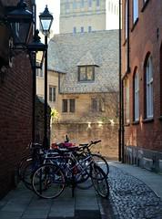 oxford (katlantas) Tags: oxford england bikes university travel