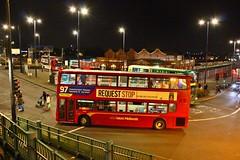 National Express West Midlands 4466 BJ03EVV - Birmingham Moor Street (South West Transport News) Tags: national express west midlands 4466 bj03evv birmingham moor street