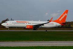C-FLSW (Sunwing Airlines) (Steelhead 2010) Tags: sunwingairlines b737 b737800 yhm creg cflsw