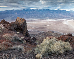 A View to the Valley (Kirk Lougheed) Tags: california dantesview deathvalley deathvalleynationalpark usa unitedstates dawn landscape morning nationalpark outdoor sunrise