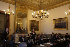 BJA Visit to the Federal Parliament - DSC06349