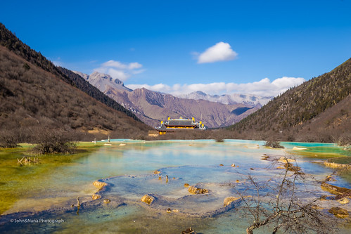黃龍風景名勝區(Huanglong Scenic and Historic Interest Area)