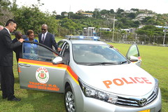 the National Road Operating and Constructing Company (NROCC) New Vehicles