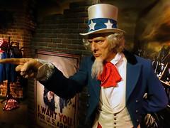 Uncle Sam (meeko_) Tags: uncle sam unclesam wax figure waxfigure america usa madame tussauds orlando madametussauds madametussaudsorlando museum waxmuseum idrive 360 idrive360 florida