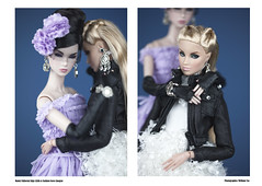 Editorial Edge Lilith & Fashion Force Imogen (William_Tso) Tags: editorialedgelilith editorialedge lilith fashionforceimogen fashionforce imogen nuface fashionroyalty fashion fr integrity toys dolls doll convention supermodel supermodelthe2016integritytoysconventioncollection wclub