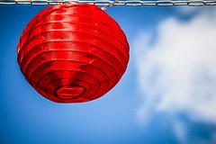 Lampion (kaempfe.ch) Tags: abstrakt bunt einladung feier fest fete firmament geburtstag himmel lampion laterne party postkarte sonstiges stahl stahlkette wolken