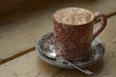 PitStop (Tony Tooth) Tags: nikon d7100 tamron 2470mm cappuccino coffee drink beverage coffeeshop leek staffs staffordshire