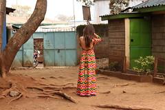 Polsko-kenijski romans modowy z Kibery