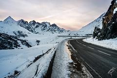 Col du lautaret (InstantsNature) Tags: alpes col lautaret coucher soleil