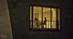 La ventana/ The window (Jose Antonio. 62) Tags: spain espaa bilbao euzkadi building edificio arquitectura architecture window ventana people gente colours