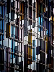 Jupiter (Douguerreotype) Tags: london geometric glass uk abstract british buildings window city geometry britain architecture gb urban england