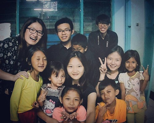 Kak Ray, Kak Jo, Kak Tata, Kak Cyn, dan Kak Dev 😅😄 [26.11.16]  #togetherness #dkvpetra #latepost #Saturday #instalike #instaphoto