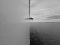Viking Grace 2 (-hill84-) Tags: bw grace cruiseship vikingline gopro