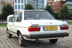 1983 Volkswagen Jetta 1.3 C (rvandermaar) Tags: vw volkswagen c jetta 1983 13 vwjetta volkswagenjetta sidecode4 jl90pj