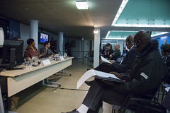 Press Conference on the commencement of the trial in the case The Prosecutor v. Bosco Ntaganda (ICC-CPI) Tags: boscontaganda fatoubensouda
