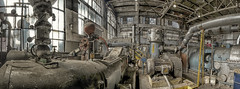Powerstation (Photography by Lazlo) Tags: abandoned station factory power decay connecticut grunge brass ansonia