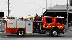 MFB Pumper 10B (William D Photo) Tags: fire melbourne firetruck fireengine spare scania pumper 10b mfb fireappliance mfesb metropolitanfireandemergencyservicesboard mk5pumper melbournefireandemergencyservicesboard